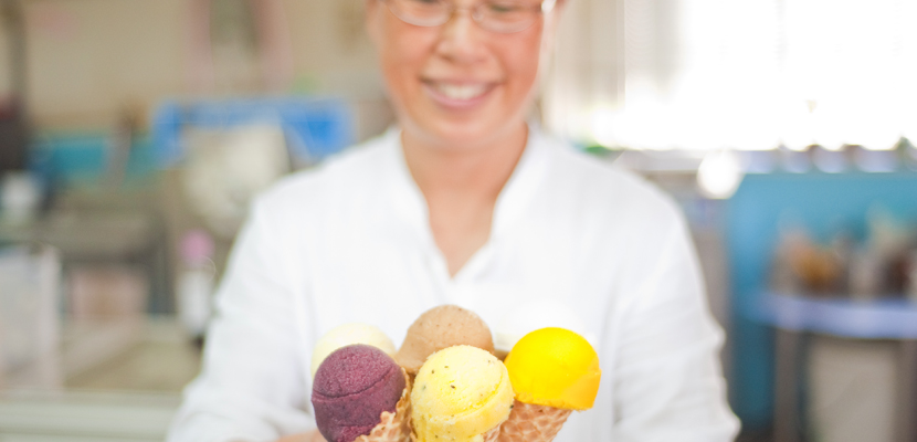 蜜朵麗_用冰淇淋, 融化每顆愛土地的心。